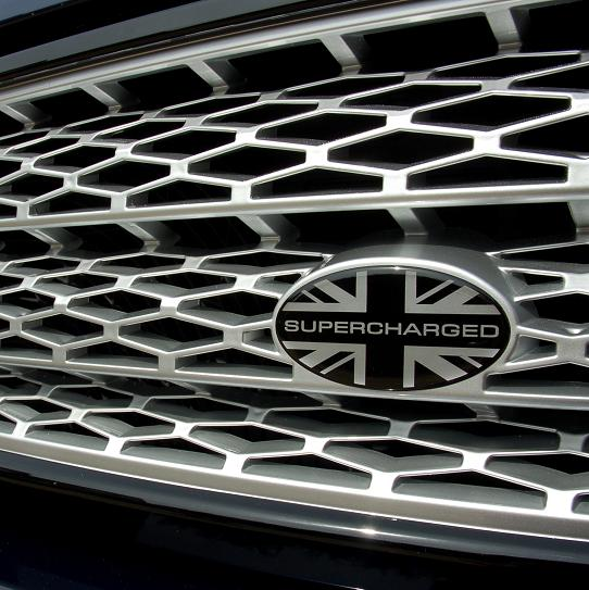 Supercharged Grille Conversion Kit